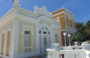 Palco de grandes acontecimentos, Hotel Globo é restaurado em João Pessoa (PB)