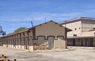 Começa requalificação do Pátio da Antiga Estação Ferroviária de Caruaru (PE)