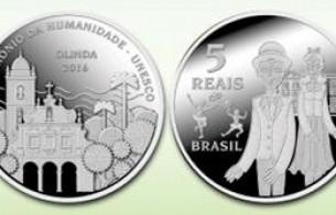 Banco Central lança moeda comemorativa de Olinda (PE), Patrimônio da Humanidade