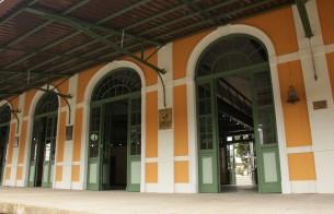 Estação Ferroviária e Igreja Bom Jesus do Saivá são restauradas pelo Iphan em Antonina (PR)
