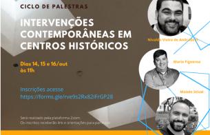 Iphan leva ciclo de palestras virtuais ao Festival de Inverno da UFPR