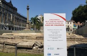 Tem início segunda etapa de revitalização do Cais do Valongo (RJ)