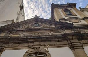 Igreja de Nossa Senhora Mãe dos Homens, no Centro do Rio (RJ), vai passar por obras estruturais