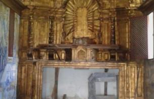 Alerta: Peças roubadas da Capela de Sant'Anna, Fazenda Colubandê