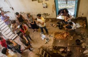 Com achados arqueológicos, obra do Museu Victor Meirelles (SC) é aberta para visitação