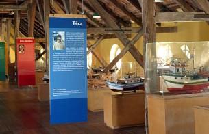 Museu Nacional do Mar (SC) será inspiração para o Armazém do Mar (PR)
