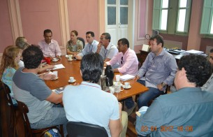 Técnicos do Iphan e prefeitura discutem sobre licenciamento para obras em São Cristóvão