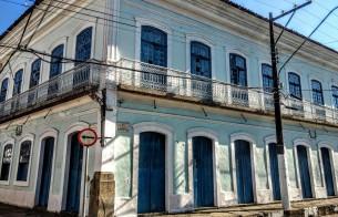 Paço Municipal e Sobrado dos Toledos, em Iguape (SP), começam a ser restaurados