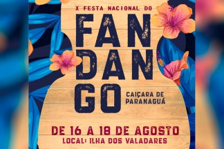 X Festa do Fandango Caiçara