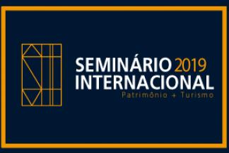 Seminário Internacional - Patrimônio + Turismo