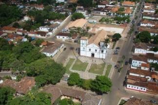 Largo da Matriz de Pirenópolis