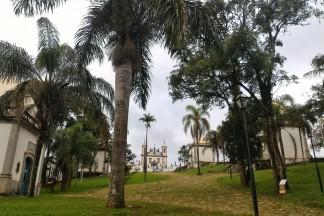 Jardins dos Passos no Santuário do Senhor Bom Jesus de Matosinhos