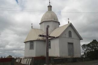 Igreja São Pedro e São Paulo e cemitério