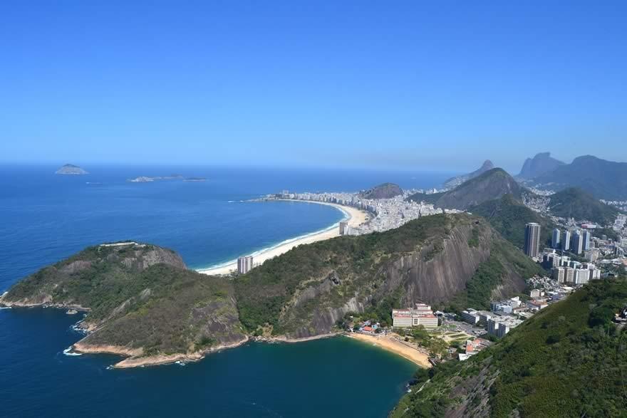 Rio de Janeiro Vista aérea