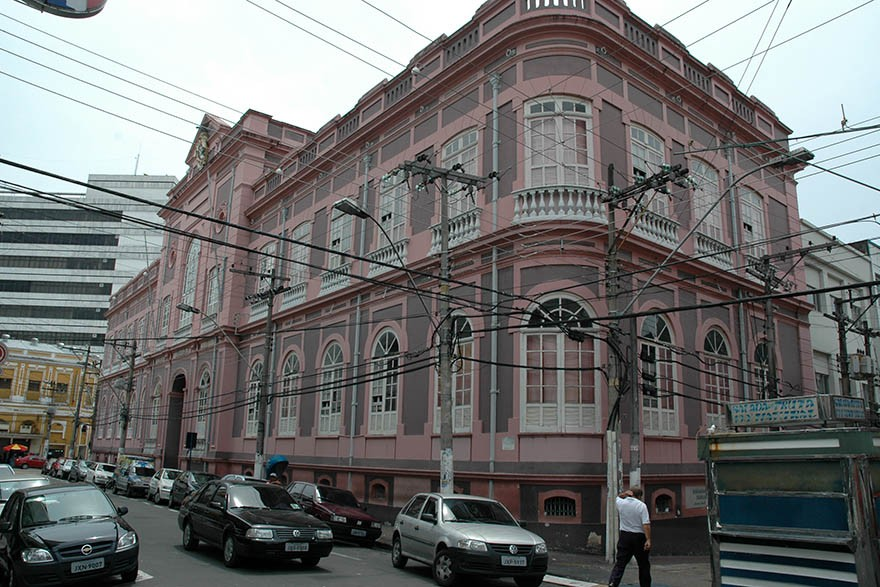 AM_Manaus_Biblioteca