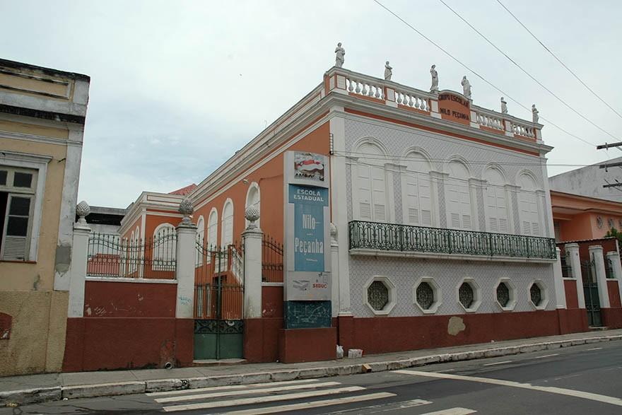 AM_Manaus_Colegio_Nilo_Pecanha