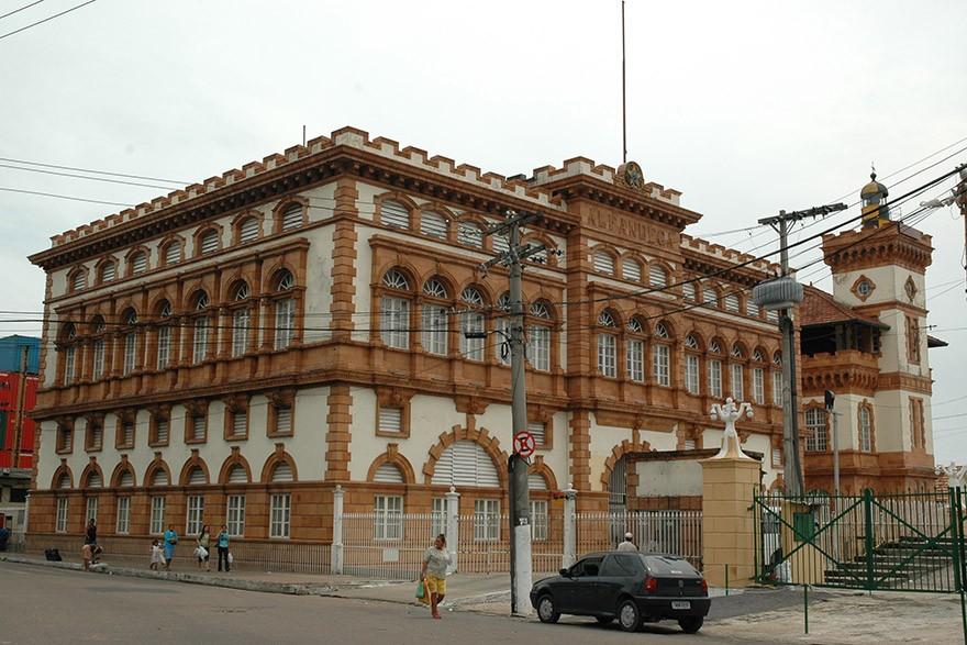 Centro Histório de Manaus