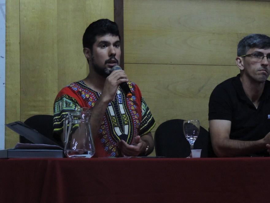 "Mesa ""Capoeira e Patrimônio"""