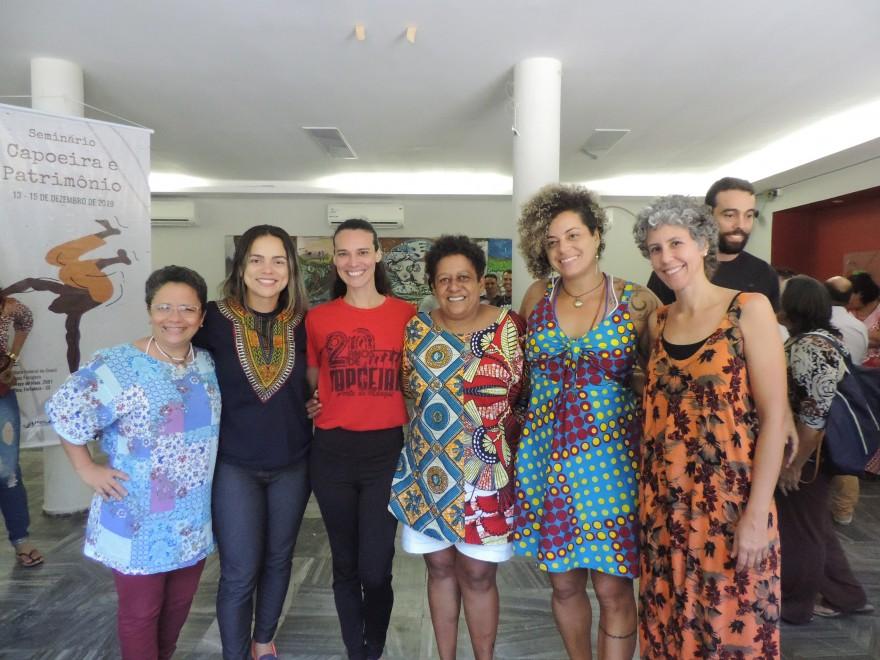 Mulheres na Capoeira