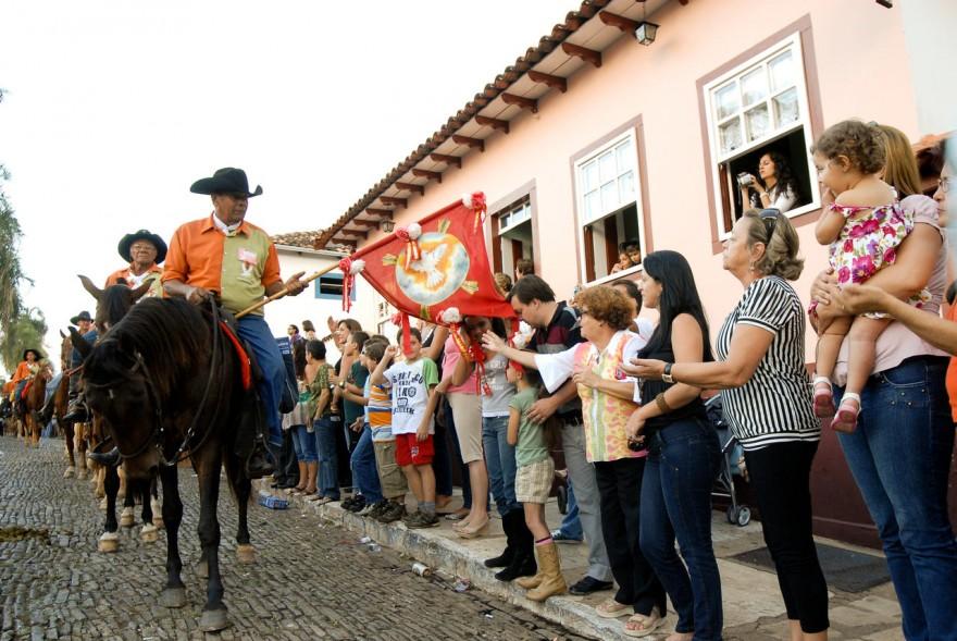 GO_Festa do Divino Espírito Santo de Pirenópolis