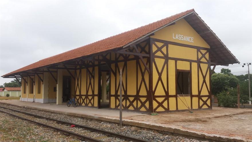 Estação Ferroviária de Lassance