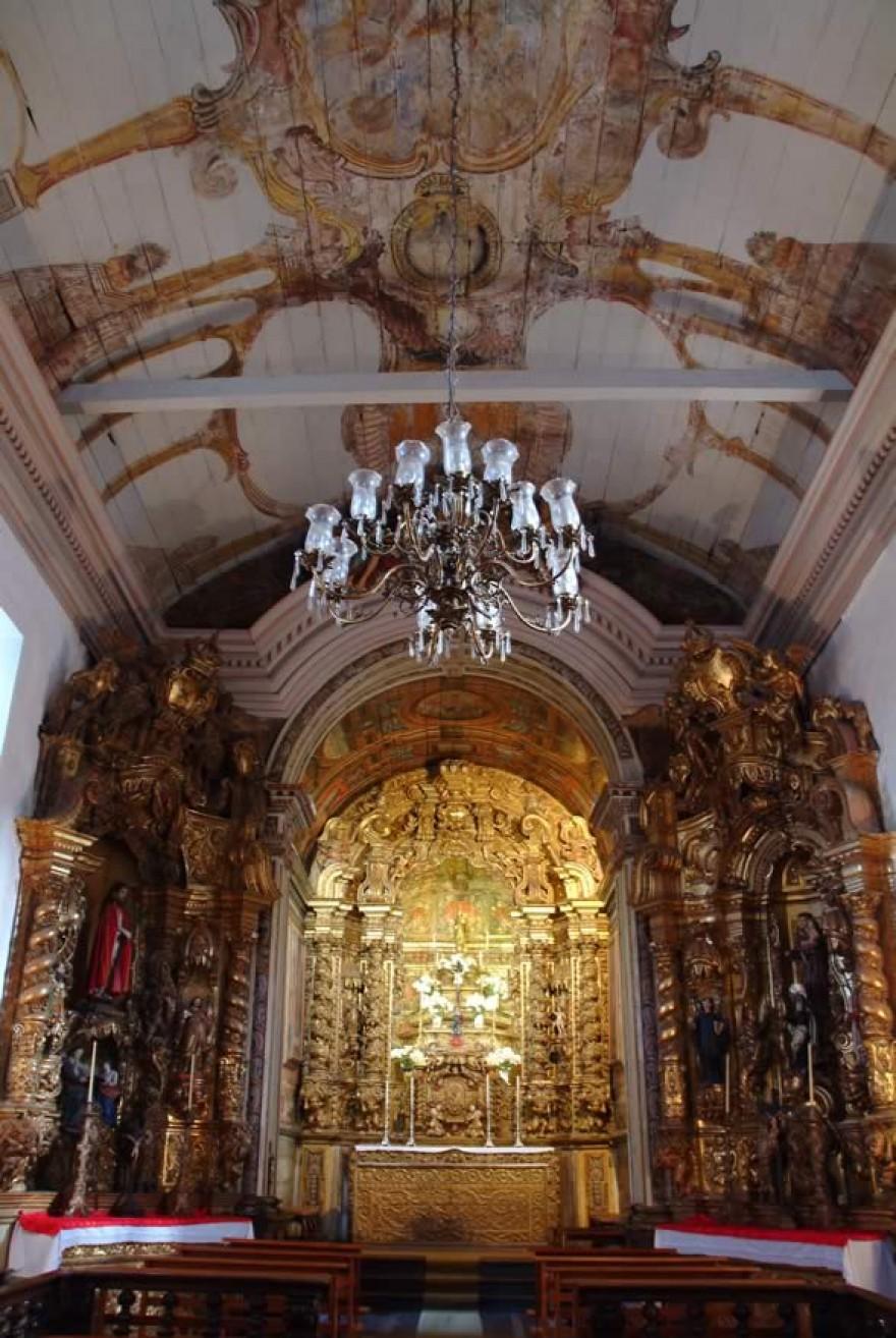 Capela do Padre Faria -altar