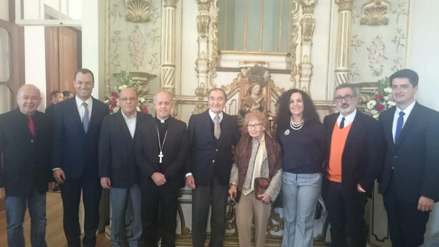 Ordem de serviço do início da restauração do antigo asilo, que sediará o Museu Boulieu