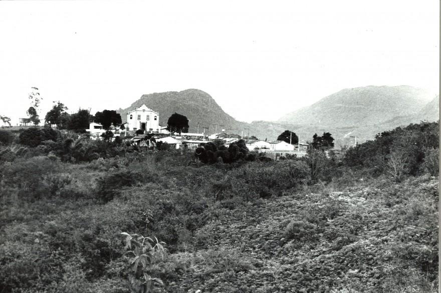 MG_TIRADENTES _ Vista da Igreja da Santíssima Trindade