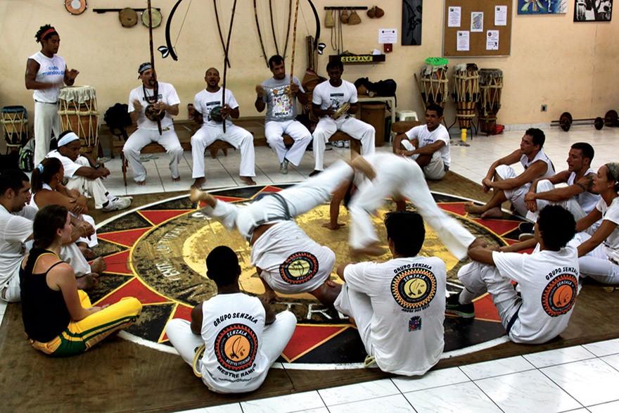 Roda de Capoeira