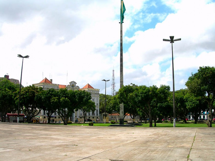 PA_Belem_Praca_da_Bandeira_1