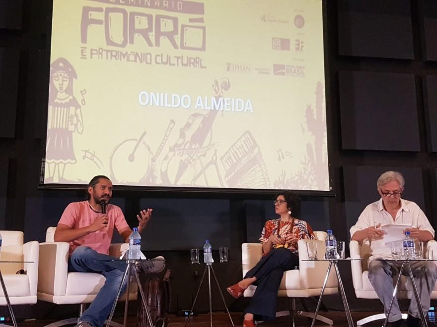 Seminário Forró e Patrimônio Cultural