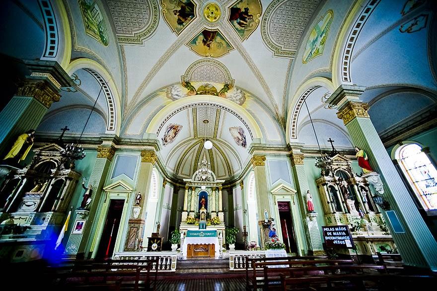 Igreja Matriz de Antônio Prado (RS)