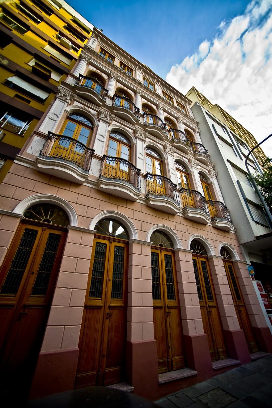 Clube do Comércio em Porto Alegre (RS)