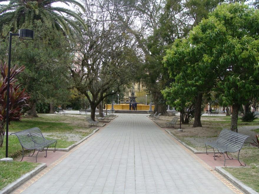 RS_Pelotas_Praça_Coronel_Osório