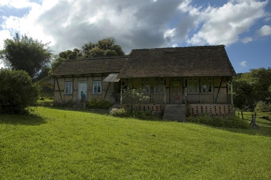 Casa Hoerning, em Vila toupava