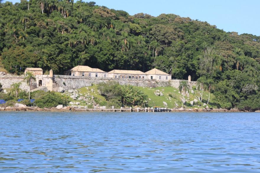 Fortaleza de Santo Antônio, em Ratones