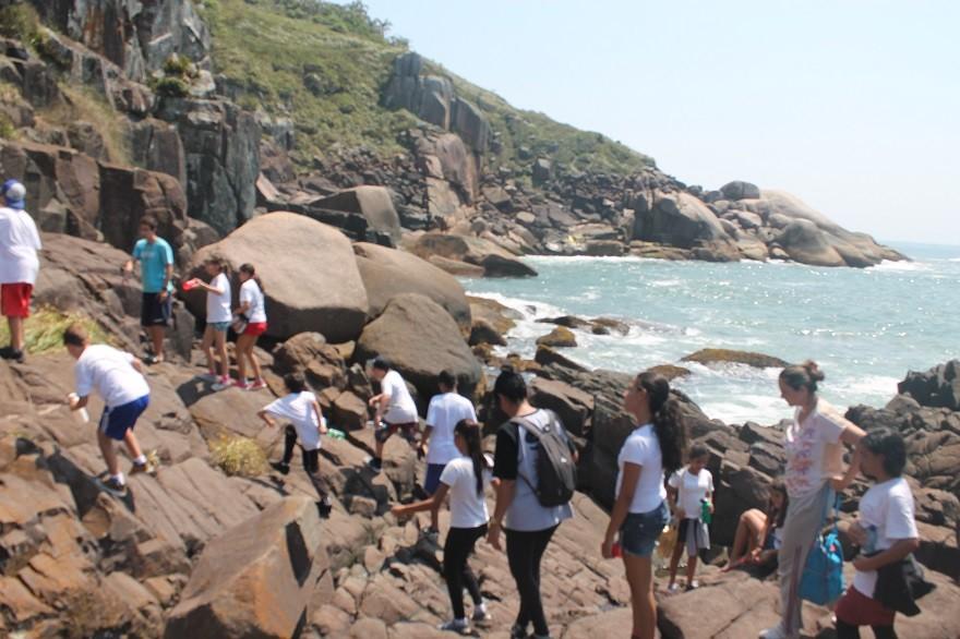 Visita Ilha do Campeche