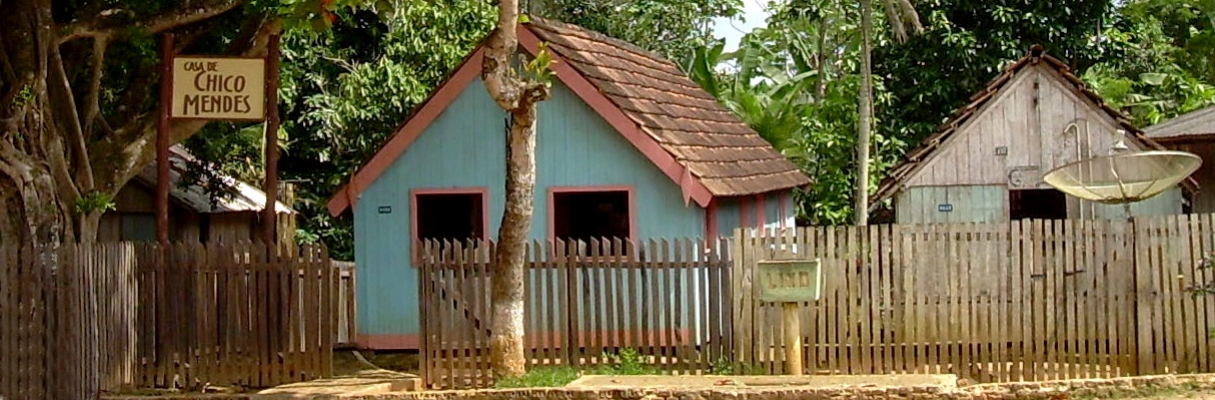 Casa de Chico Mendes