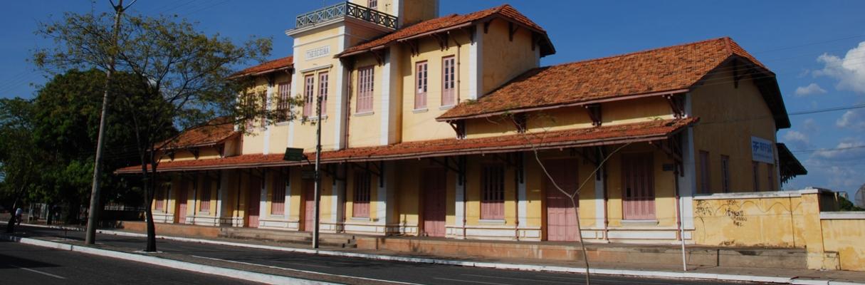 Estação Ferroviária de Teresina
