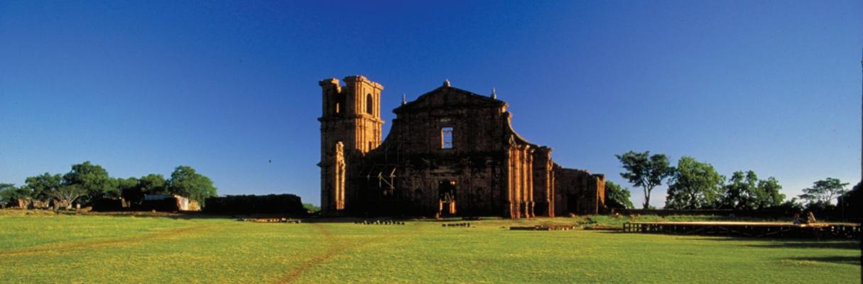 Remanescentes da Igreja de São Miguel Arcanjo