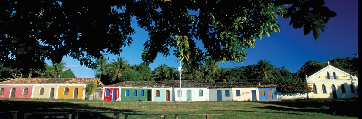 Porto Seguro, onde Pedro Álvares Cabral desembarcou
