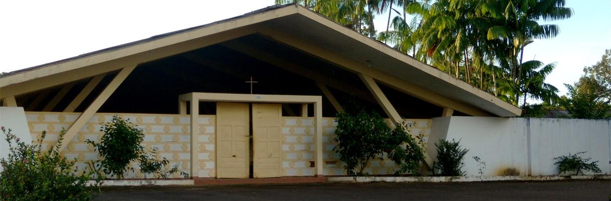 Igreja da Vila Serra do Navio