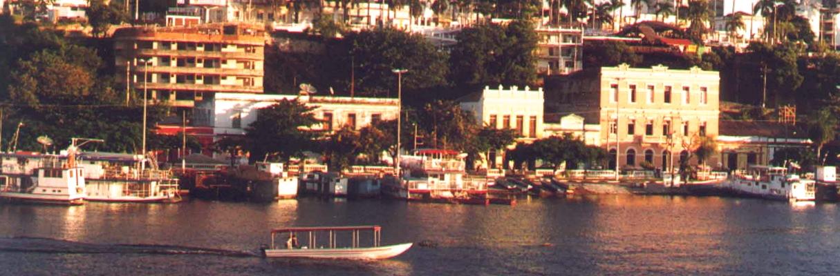 Porto Fluvial de Corumbá