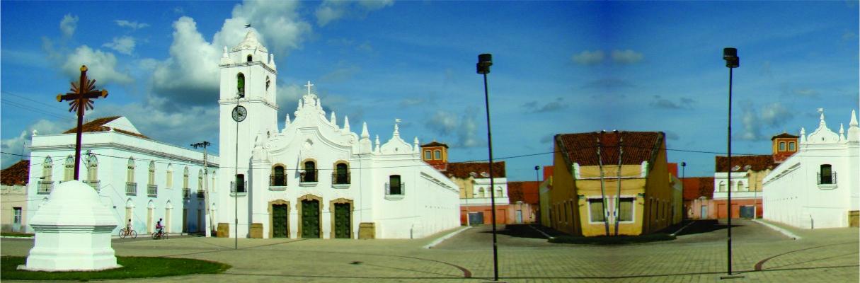 Largo do Théberge, em Icó