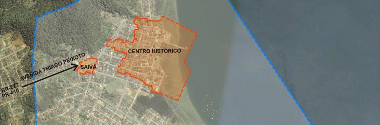 Antonina (PR): preservação e urbanismo
