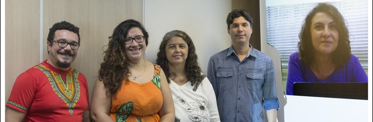 Mestranda defende dissertação sobre terreiros de Santa Catarina