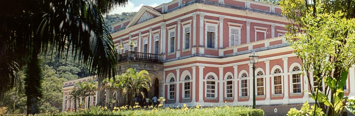 Museu Imperial de Petrópolis (RJ) recebe mestrandos
