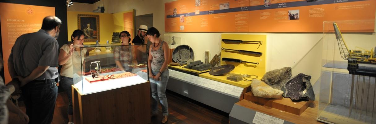 Visita ao Museu Histórico Nacional