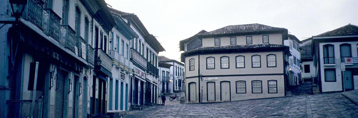 Centro Histórico de Diamantina (MG)