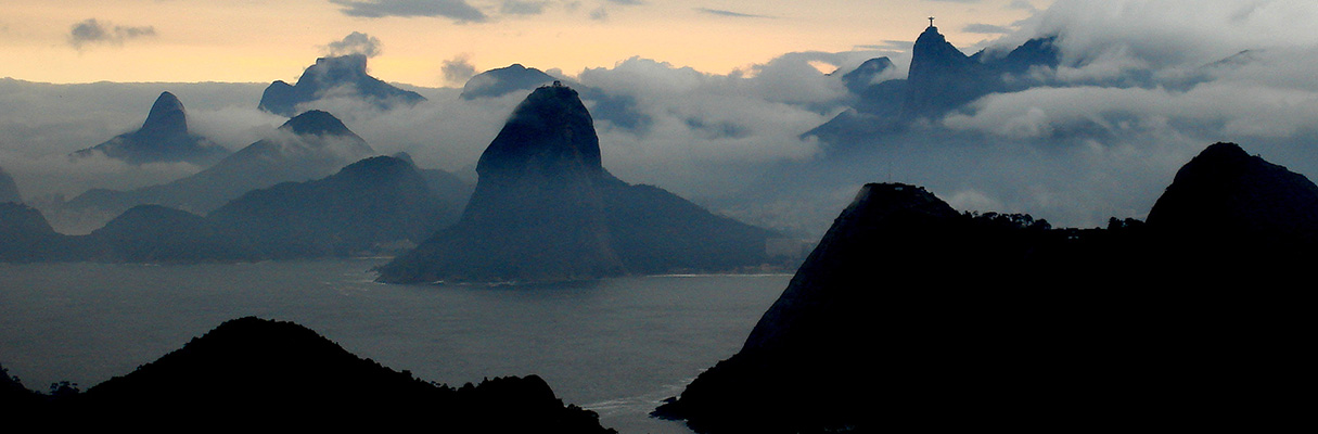 Paisagem Rio de Janeiro